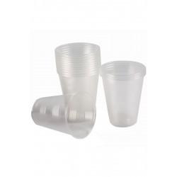 Plastik Bardak 7Oz - 180cc - 100 Adet
